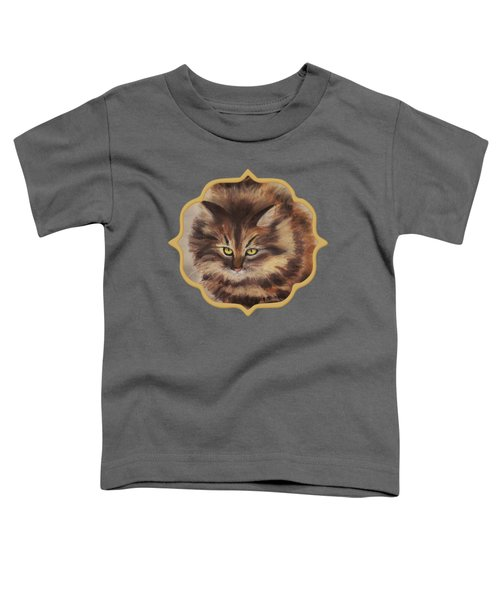 Winter Cat Toddler T-Shirt