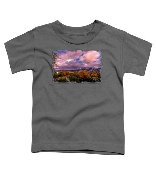 Winter Colors 25 Toddler T-Shirt by Mark Myhaver
