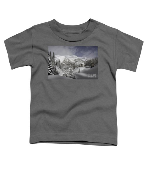 Winter Comes Softly Toddler T-Shirt