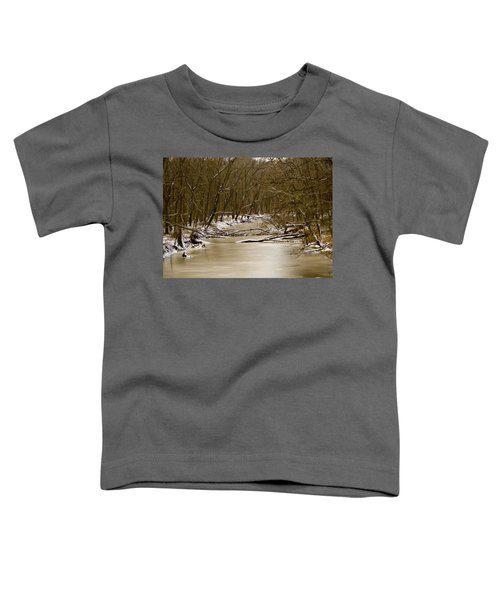 Winter Creek Toddler T-Shirt
