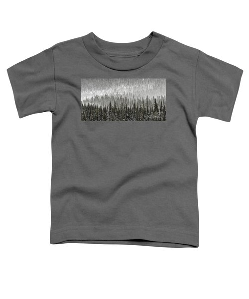 Winter Forest Toddler T-Shirt