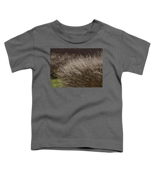 Winter Grass Toddler T-Shirt
