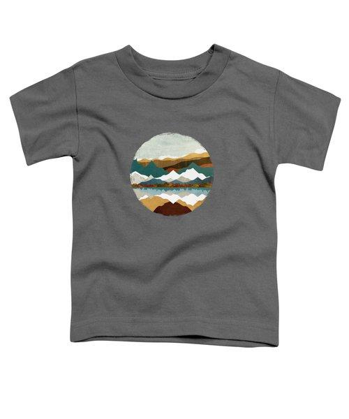 Winter Lake Toddler T-Shirt