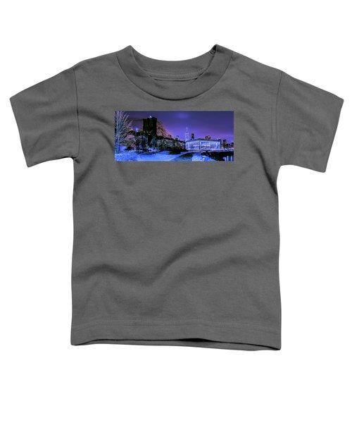 Winter Night Toddler T-Shirt