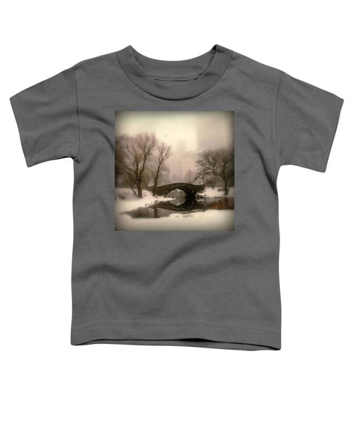 Winter Nostalgia Toddler T-Shirt