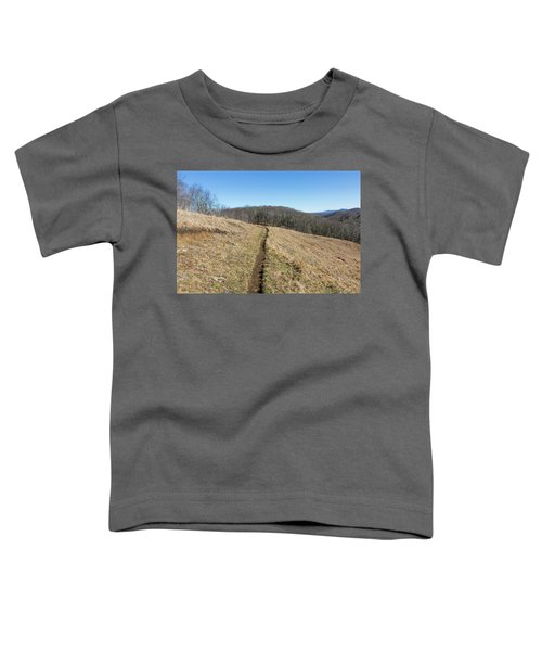 Winter Trail - December 7, 2016 Toddler T-Shirt