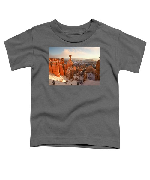 Winter Wonderland Toddler T-Shirt