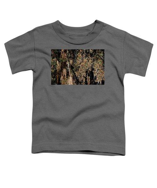 Wintering Monarchs Toddler T-Shirt