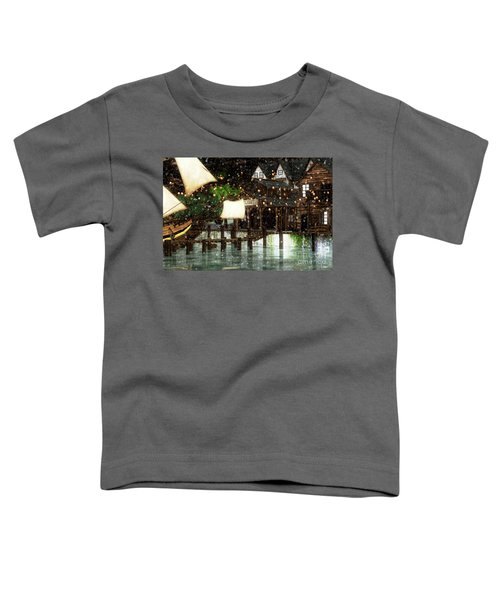 Wintery Inn Toddler T-Shirt