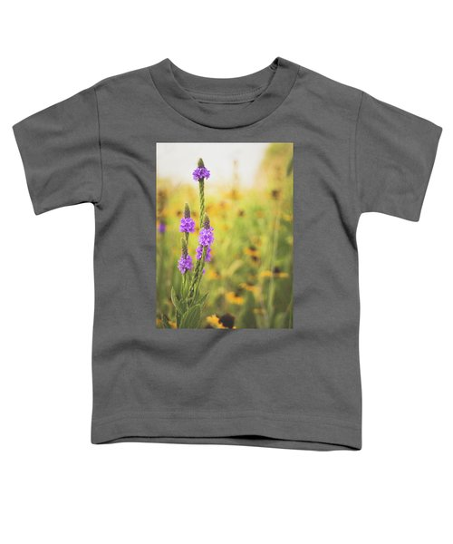 Wisconsin In July Toddler T-Shirt