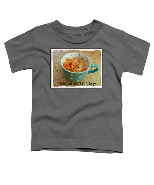 Wishes For The Day Toddler T-Shirt