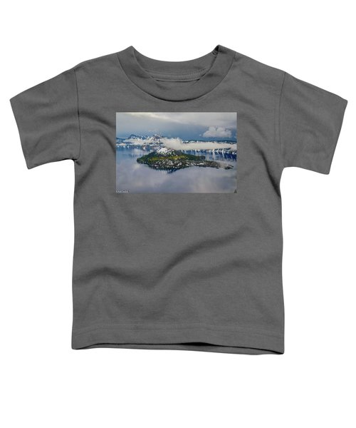 Wizard Island Toddler T-Shirt