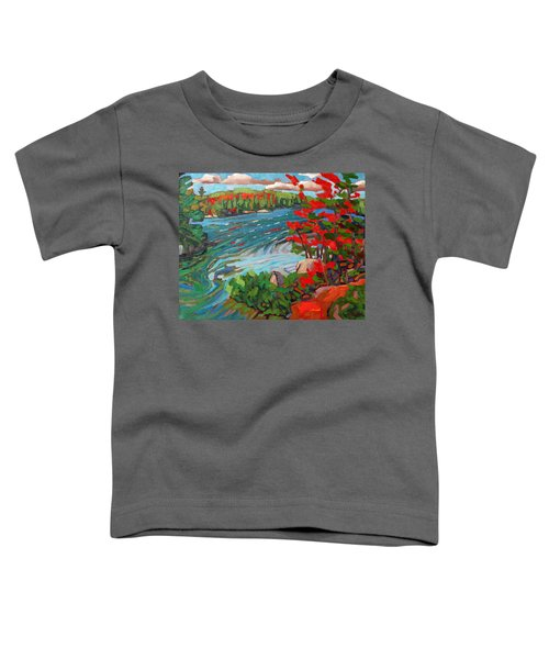 Wolf Creek Toddler T-Shirt