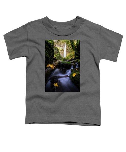 Wonderland In The Gorge Toddler T-Shirt
