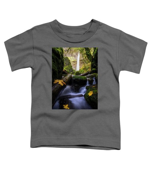 Wonderland In The Gorge Toddler T-Shirt