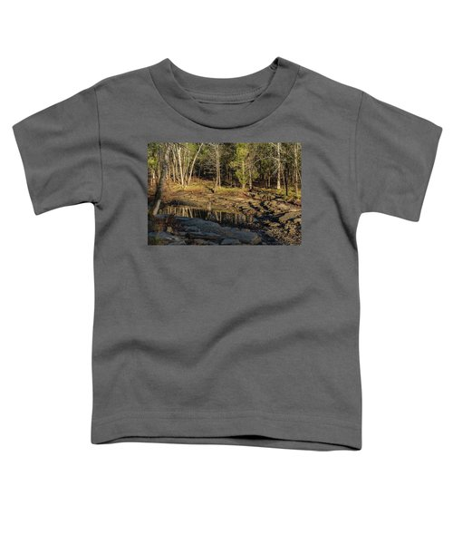 Wooded Backwash Toddler T-Shirt