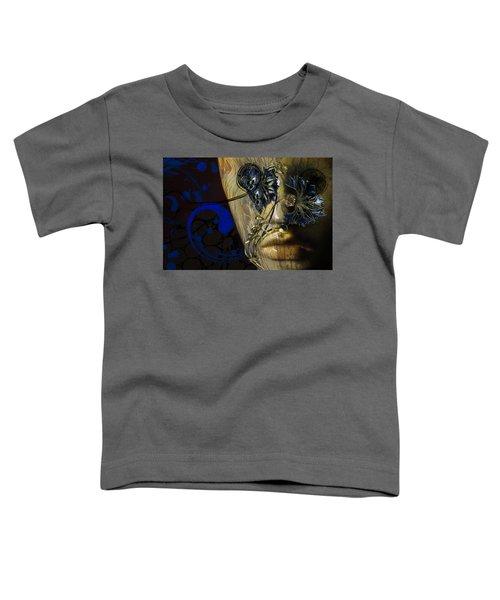 Wooden Man Toddler T-Shirt