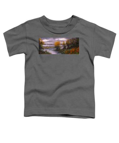 Woodland Bottoms Toddler T-Shirt