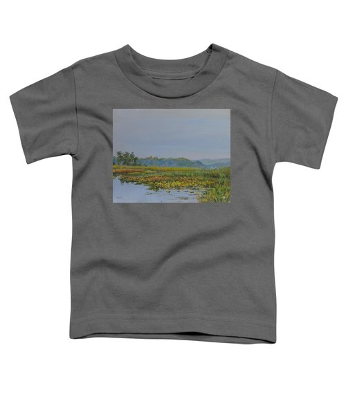 Woodland Lake Toddler T-Shirt