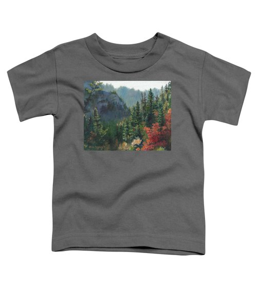 Woodland Wonder Toddler T-Shirt