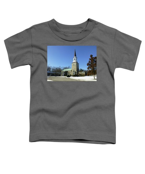 Woodlawn Cemetery Chapel Toddler T-Shirt