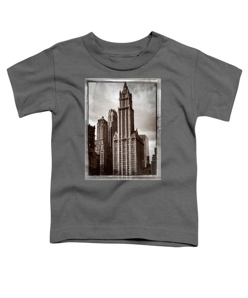 Woolworh Building 2008. Toddler T-Shirt