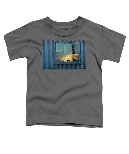 Toddler T-Shirt featuring the photograph Work View 1 by Werner Padarin