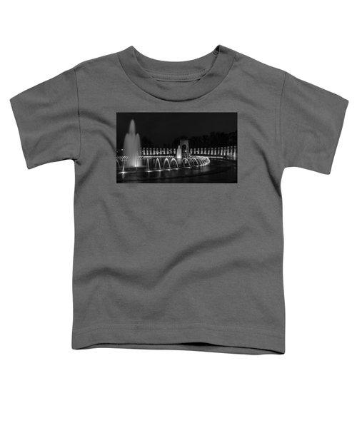World War II Memorial Toddler T-Shirt