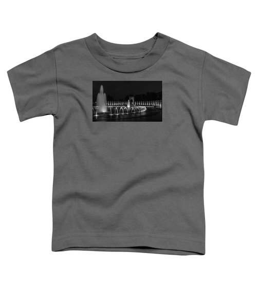World War II Memorial Toddler T-Shirt