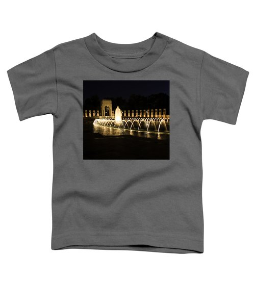 World War Memorial Toddler T-Shirt
