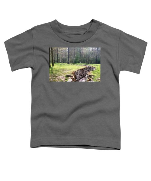 World War One Trenches Toddler T-Shirt