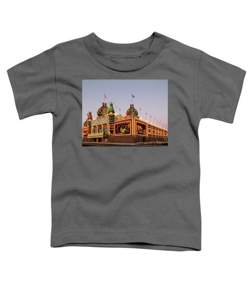 World's Only Corn Palace 2017-18 Toddler T-Shirt