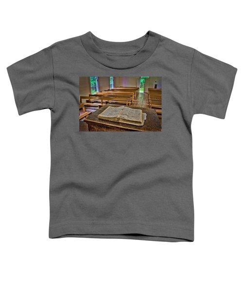 Worn  Toddler T-Shirt