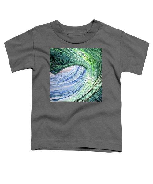 Wrap Around Toddler T-Shirt