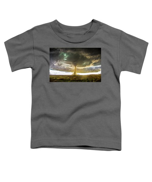 Wray Colorado Tornado 070 Toddler T-Shirt