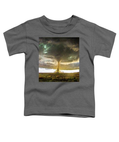 Wray Colorado Tornado 070 Toddler T-Shirt