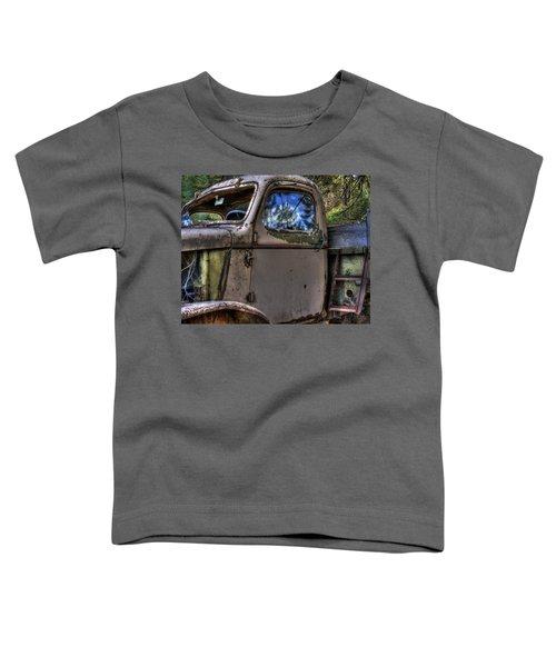 Wrecking Yard Study 4 Toddler T-Shirt