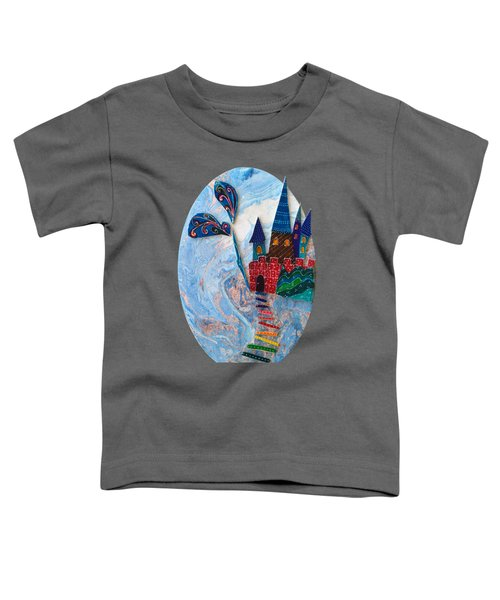 Wuthering Heights Toddler T-Shirt by Aqualia