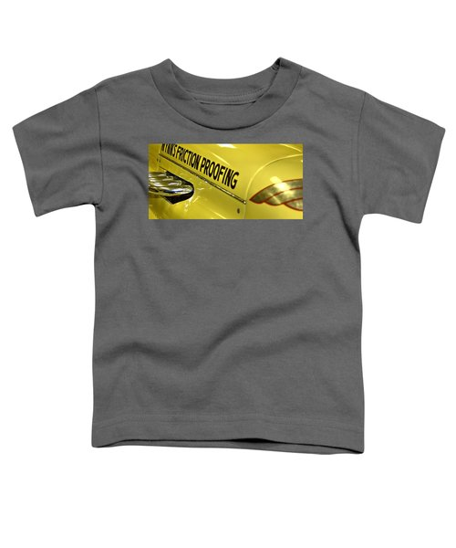 Wynn's Friction Proofing Indy 500 2116 Toddler T-Shirt