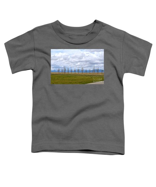 Wyoming-dwyer Junction Toddler T-Shirt
