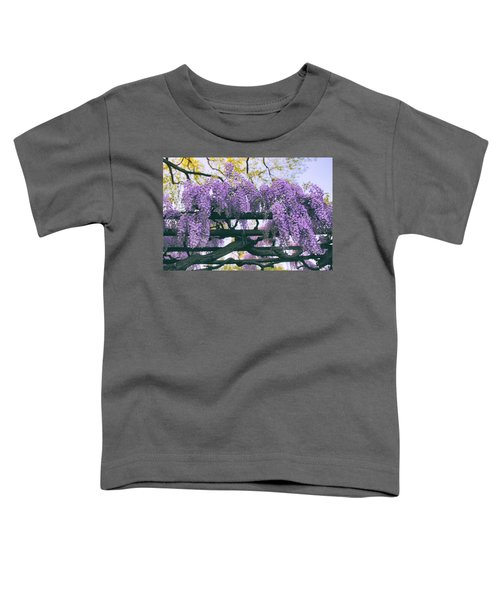 Winsome Wisteria Toddler T-Shirt
