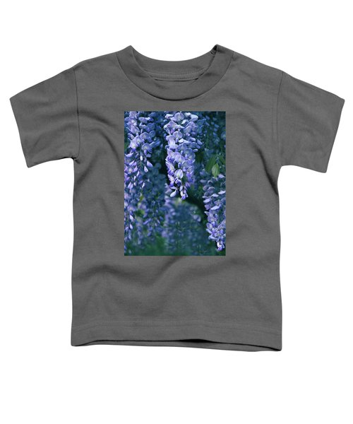 Twilight Wisteria  Toddler T-Shirt
