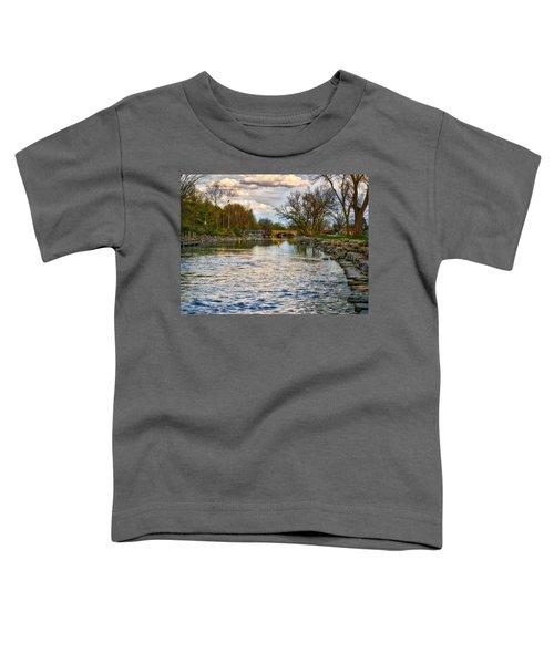 Yahara River, Madison, Wi Toddler T-Shirt