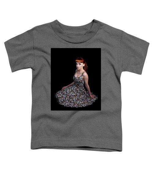 Yasmin Skirt Left Toddler T-Shirt