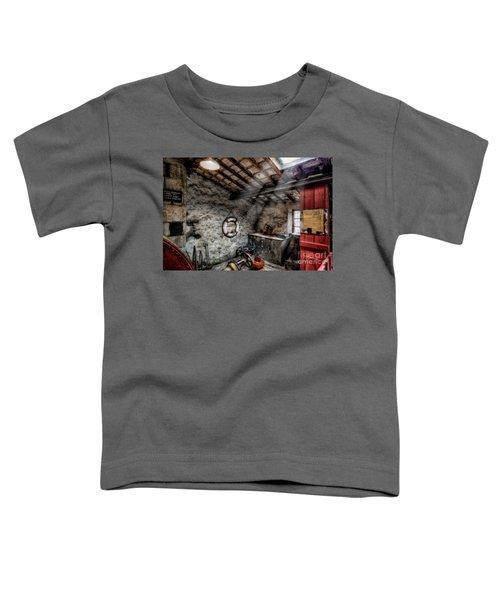 Ye Olde Workshop Toddler T-Shirt