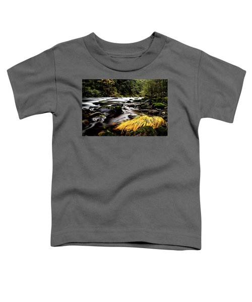 Yello Grass Toddler T-Shirt