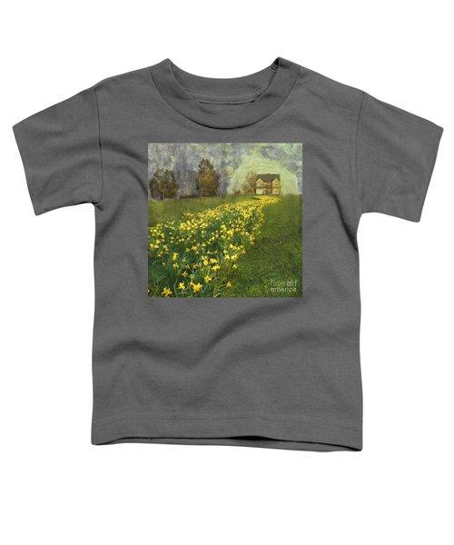 Yellow River To My Door Toddler T-Shirt
