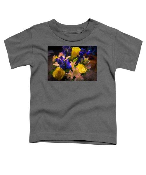 Yellow Rose Of Texas Toddler T-Shirt