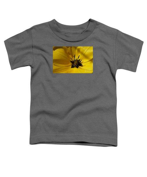 Yellow Tulip 1 Toddler T-Shirt