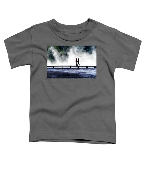 Yellowstone Walkers Toddler T-Shirt